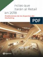 Tendencias que impactarán al retail en 2018. Predicciones de los expertos