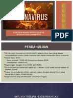 Novel Coronavirus (Siang Klinik IPD)