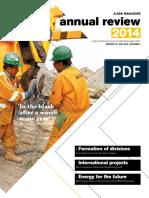 A.Hak Annual review 2014 (EN)