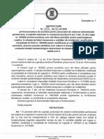 Intructiune ANP 39/25.03.2020