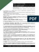 Protocolo de Medición Carga Térmica