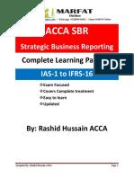 SBR Standards Complete 2020