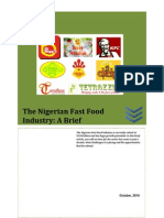 FFIN - Fast Food Industry in Nigeria v2