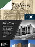 EL_MOVIMIENTO_MODERNO_EN_MEXICO_1920_-_1980