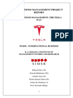 Group 12_Roll no._18_20_24_39_Operations Management The Tesla Way - GOURAB MUKHERJEE
