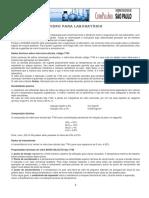 1 Técnicas de Química Experimental Glasses for Laboratory Harmex