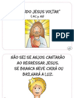 """""""Quando Jesus Voltar"""" (MC, p.46)"""