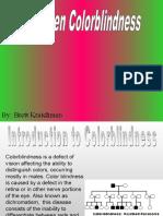 colorblindness presentation