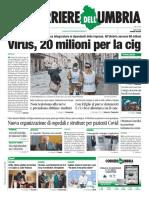 La Video Rassegna Stampa Del Mattino, 26 Marzo 2020