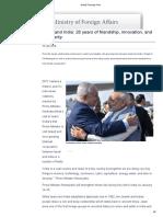 India Israel Relationship.pdf