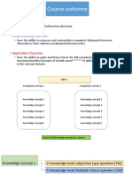 A2 course preparation guidelines