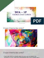 Teoria das cores - DCA