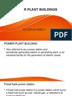 POWER PLANT BUILDINGS