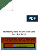 Capital Budgeting Problem