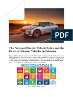 National Electric Vehicle Policy & the dawn of Electric Vehicles.pdf