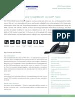 VP59-Teams Edition Datasheet