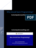 Why Should Learn Programming