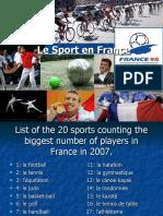 Le Sport en France.ppt