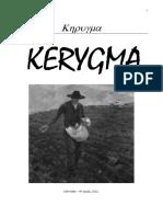 KERYGMA - 4ª edição corrigida_1