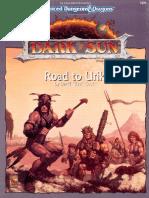 tsr2406 - DSQ1 - Road to Urik
