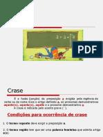 2ª serie - CRASE II