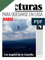 Angeles de La Guadia. Diario Marca
