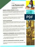 Ficha de trabajo N° 1 - 5°   - Ed. Religiosa -Un milagro en pentecostes.pdf
