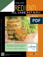 Ingredienti Alimentari - Maggio-Giugno 2017