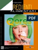 Food Design - Ingredienti Alimentari - Novembre-Dicembre 2019