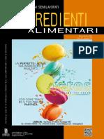 Food Design - Ingredienti Alimentari - Marzo-Aprile 2020