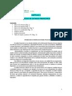 Capítulo 2. Análisis de Estados Financieros