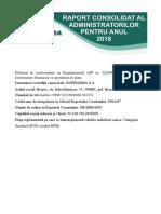 Raportul Administratorilor 2018 consolidat.pdf