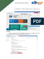 UnP Manual de configuração de proxy no google chrome