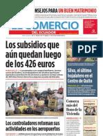 El Comercio del Ecuador Edición 246