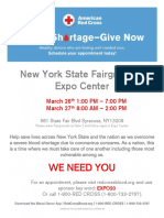 Nys Exposition Center