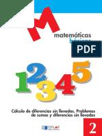 MATEMATICAS BASICAS 2 - DYLAR