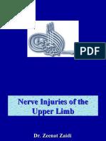 13 - Upper Limb Nerve Injuries