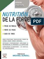 Julien Venesson - Nutrition de la Force
