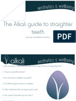 Alkali Guide to Straight Teeth