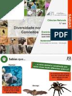 Diversidade nos animais - geral - sabias que ...