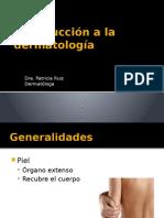 1- Generalidades Piel