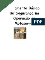 apostila motoserras