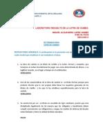 HOJA DE TRABAJO, LETRA DE CAMBIO(1)