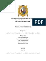 Psicología ambiental - Taller - 1157.docx