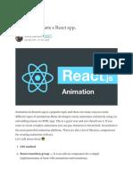 5 Ways to animate a React app.pdf
