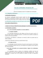Obligations CDI