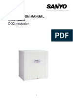 SANYO - MCO-20AIC - CO2 Incubator - Service Manual - 7FB6P10128300.pdf