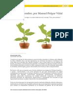 El décimo hombre - Pulgar Vidal