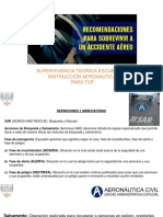 supervivencia teorica EIA