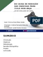 APRESENTAÇÃO (TCC) - Vinícius Varjão